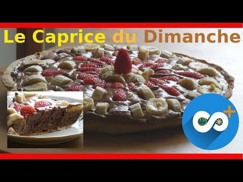 """11-#-gâteau-délicieux,-simple,-facile-:-voici-le-""""caprice-du-dimanche""""---chocolat-généreux!"""