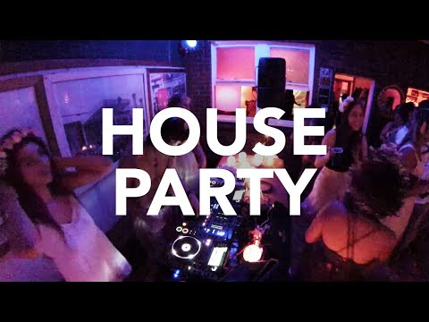 House Party 13 Part 3 - Ghetto House | Live DJ mix (Boiler Room style)