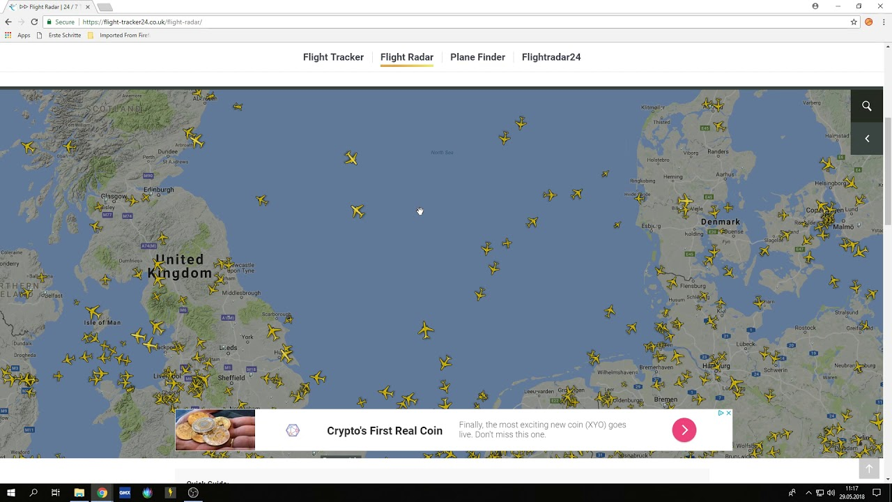 FLIGHT RADAR | 24 / 7 Live Tracking Map - Flight Number