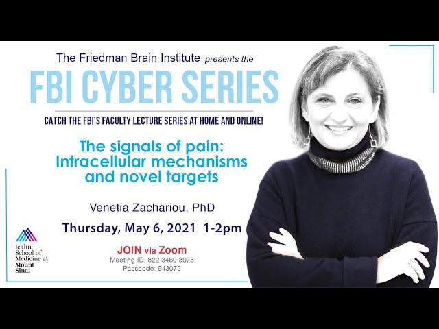 FBI Cyber Series - Venetia Zachariou, PhD