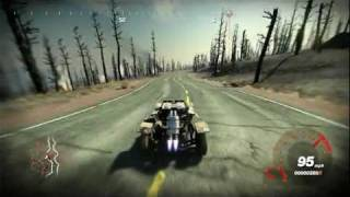 Fuel PC Gameplay (2009) HD