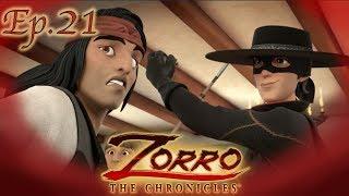 COMO LOBOS|Las Crónicas del Zorro Capítulo 21 | Dibujos de super héroes