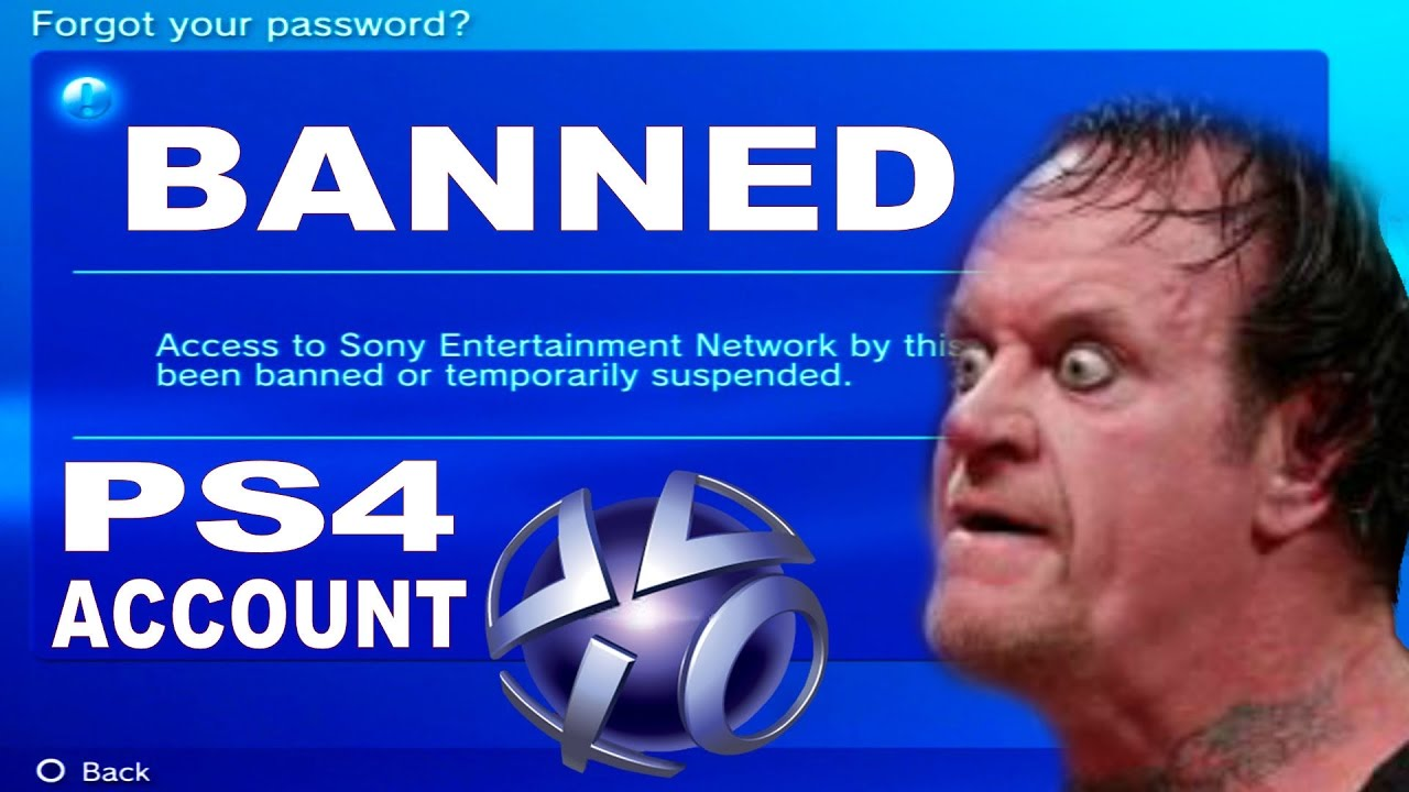 PS4 PSN Account Banned BIG WARNING for PS PLUS Auto Renew Credit Card  Charge Back EXPLAINED
