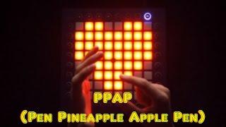 Gambar cover PPAP (Pen Pineapple Apple Pen) - Launchpad PRO Lightshow