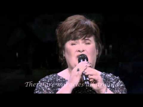 Susan Boyle - Miracle Hymn