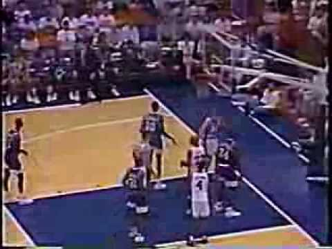 03/07/1993:  #5 Kentucky Wildcats at Florida Gators