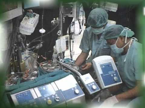 """ตอน """"การผ่าตัดโรคหัวใจพิการแต่กำเนิดในเด็ก"""""""