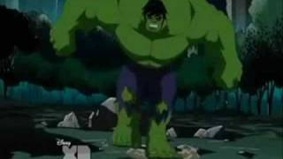 Hulk vs the Avengers-AMV