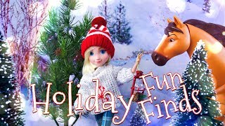 Holiday Fun Finds: The Dollar Store | Walmart | Target | Michaels PLUS DIY Gift Box Room