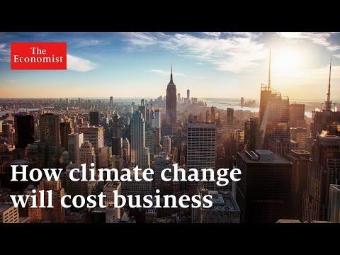 How can business survive climate change? | The Economist