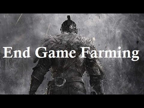 Dark Souls II [Xbox 360] Twinkling Titanite, Souls, and Soul Vessel farming method