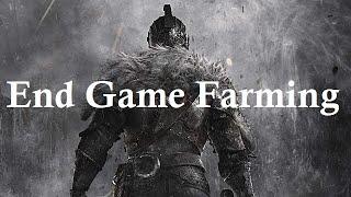 Dark Souls II [Xbox 360] Twinkling Titanite, Souls, and Soul Vessel farming method