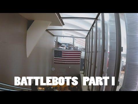 команда Unicorn на Battlebots || ЧАСТЬ I