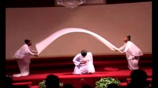 "Heart of God Praise Dancers: ""More of You"" Wess Morgan"