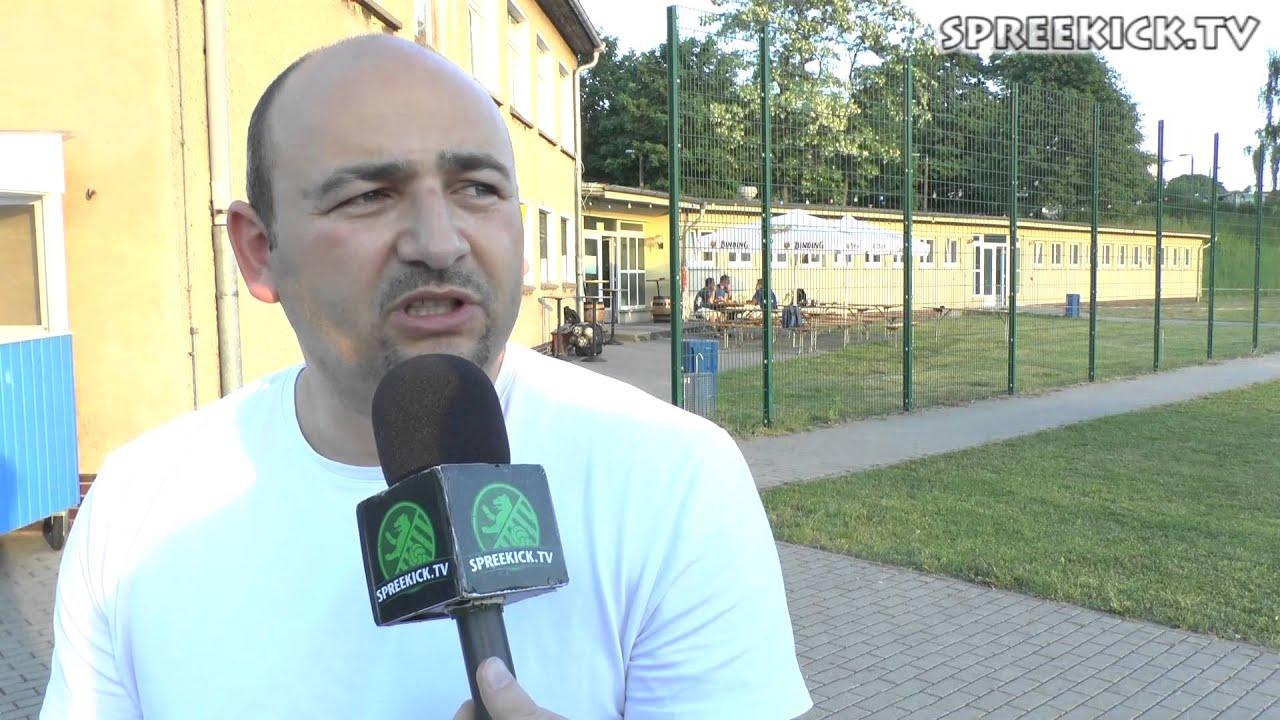 Daniel Böhm mit daniel böhm vsg altglienicke teil 1 spreekick tv