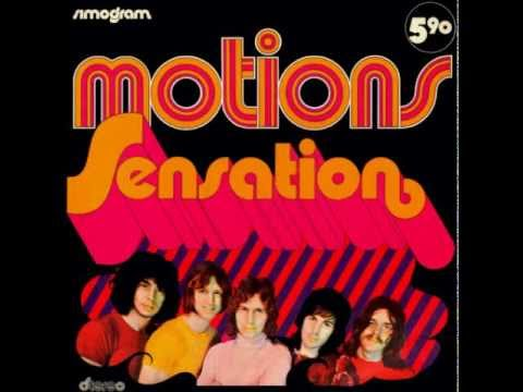 The Motions - Round (NL 1971)