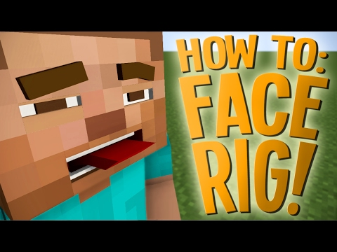 HOW TO MAKE A CHARACTER RIG - PART 1: FACE RIG! | Mine-imator Tutorial