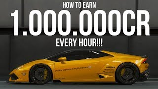 Forza Horizon 4 - 1,000,000cr & 277,000xp EVERY HOUR!! New Fastest Method!!