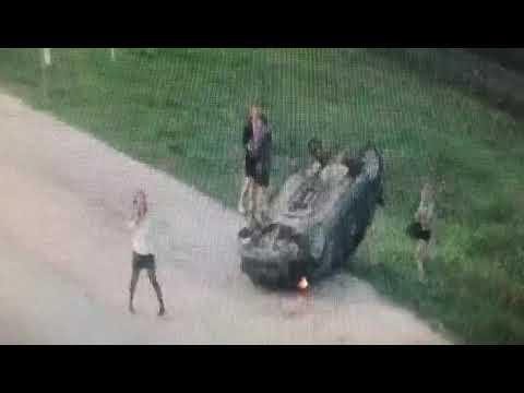 ДТП в Зеленодольске - погиб пассажир (часть 2)