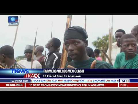 15 Feared Dead In Farmers, Herdsmen Clash In Adamawa