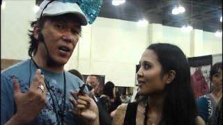Koren Zander of EnKore Makeup IMATS LA 2011 Exclusive Coverage Thumbnail
