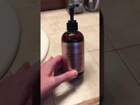 NewYork Biology Anti-Cellulite Oil