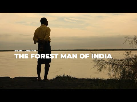 The forest man, how a man single-handedly planted a forest