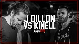 Code Red   J DILLON VS KINELL   Battle Rap