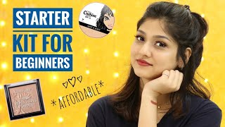 MAKEUP STARTER KIT FOR BEGINNERS | Manasi Mau | Nykaa Freedom Sale