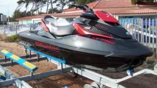 essai du jet ski seadoo RXT-X 260 RS 2010 et du Kawasaki Ultra 260 de 2010 chez promo-jetski.com