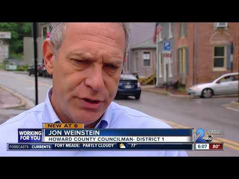Continuous rain haunts Ellicott City businesses