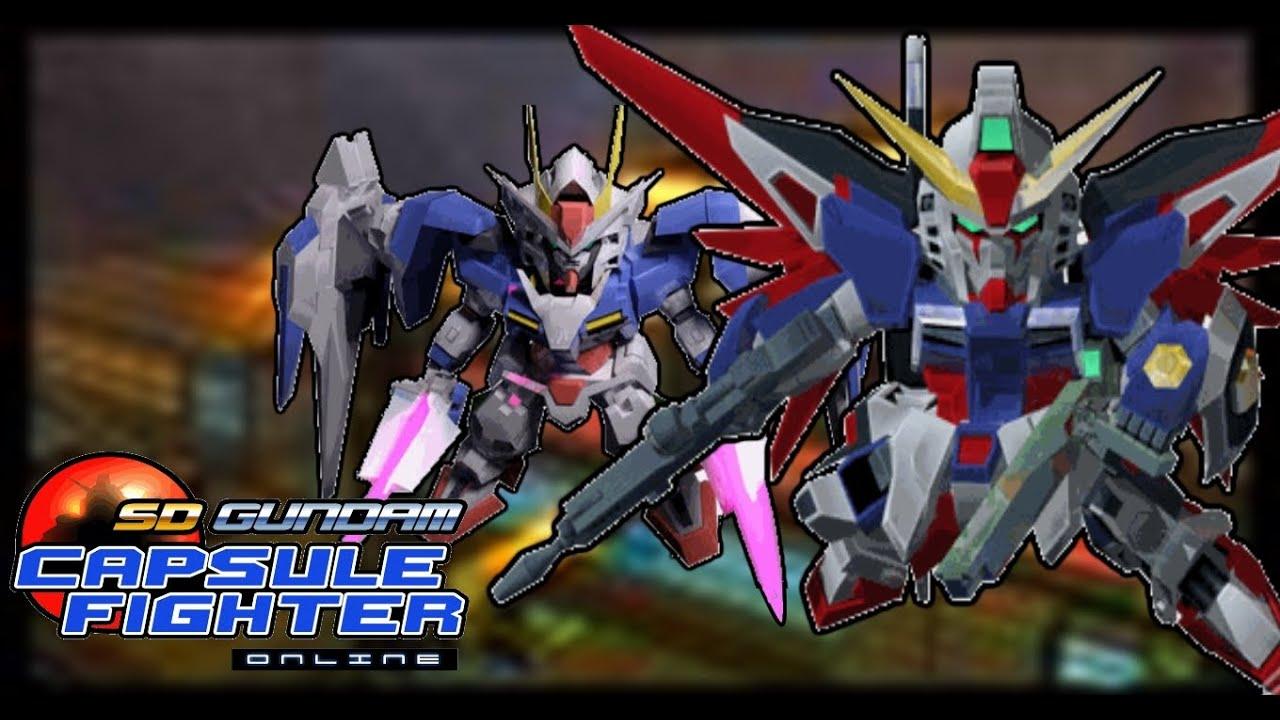 SD Gundam Capsule Fighter Online - Page 2 - RaGEZONE