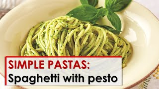 Video Simple Pastas: Spaghetti with Pesto download MP3, 3GP, MP4, WEBM, AVI, FLV Januari 2018