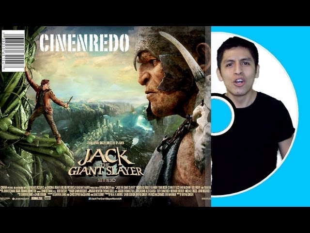 CINENREDO - Jack the Giant Slayer (jack el Cazagigantes) - Oscar 2013 Videos De Viajes