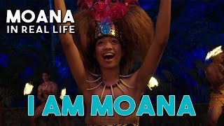 i am moana song of the ancestors official moana vaiana music video in real life by wwl with lyrics