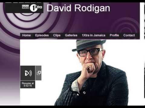 DAVID RODIGAN PLAYING DUB IS STRONGER ON BBC 1XTRA