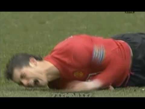 Cristiano Ronaldo Gets Merked