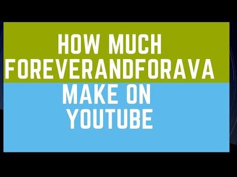 how-much-foreverandforava-makes-on-youtube