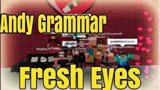Andy Grammer - Fresh Eyes (Roblox Fan Music Video)