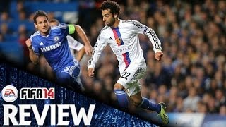 FIFA 14 Best Young Players - Mohamed Salah Review - Amazing High Rated Player!