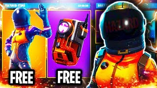 "NEW ""DARK VANGUARD"" SKIN IN FORTNITE! UNLOCK FREE LEGENDARY SKIN UPDATE IN FORTNITE BATTLE ROYALE!"