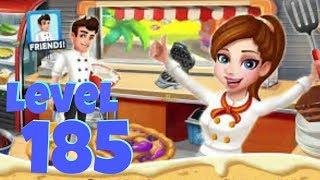 Rising Super Chef 2 (level 185) walkthrough/gameplay