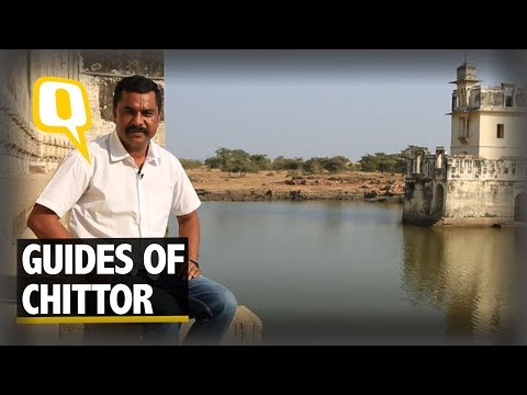 Watch | Chittor Fort Through Guides: What Their Padmavati Story?