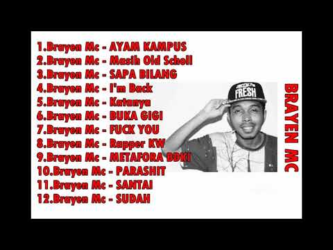 Brayen MC Full Album | Lagu Hip Hop Indonesia Terbaru