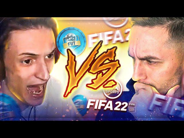 ZANO vs JUST ROHN su FIFA 22 al PRIMO DRAFT!