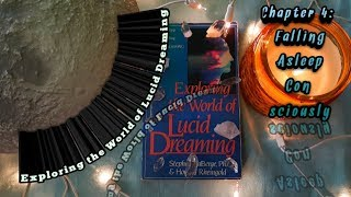 💗🌜Exploring the World of Lucid Dreaming🌛Chapter 4: Falling Asleep Consciously