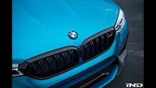 INSTALL GUIDE: BMW M Performance F90 M5 Front Grille Set