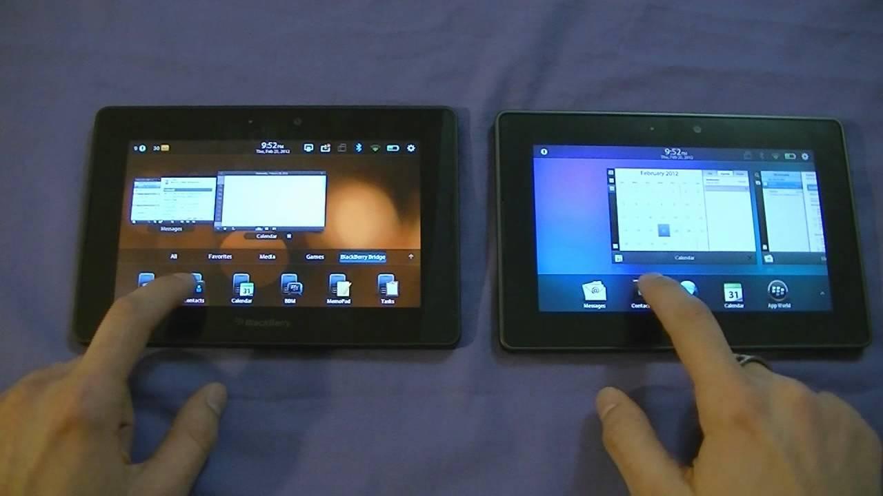 BlackBerry PlayBook Tablet - 2.0 - User Guide