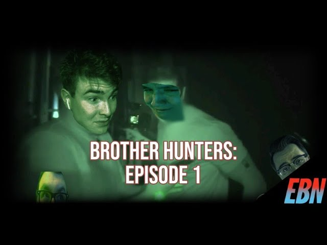 Phasmophobia - The Brother Hunters (Episode 1)