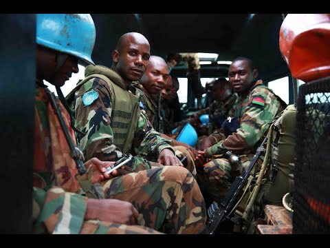 Service and Sacrifice - Peacekeepers from Malawi
